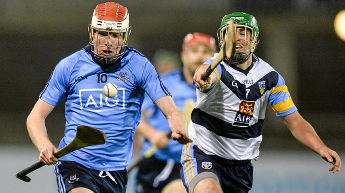Dublin v UCD - Bord na Mona Walsh Cup Quarter-Final